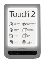 PocketBook 626 Touch Lux 2 Biały