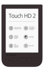 PocketBook Touch HD 2 Brązowy