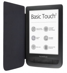 PocketBook Basic Touch 2 z etui Save & Safe
