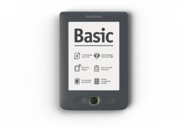 Czytnik ebook PocketBook Basic 613